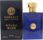 Versace Pour Homme Dylan Blue Aftershave Lotion 100ml Splash