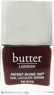 Butter London Patent Shine 10X Nagellack 11ml - Afters