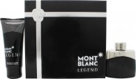 Mont Blanc Legend Gift Set 50ml EDT + 100ml Shower Gel