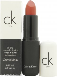 Calvin Klein CK One Cosmetics Pure Color Lipstick 3g - Smooch