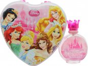 Disney Princess Ladies Confezione Regalo 100ml EDT + Lunch Box