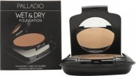 Palladio Herbal Dual Wet & Dry Powder Foundation 8g - Natural