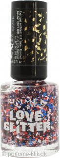 Rimmel Love Glitter Neglelak 8ml - 032 All Glittered Up