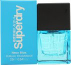 Superdry Neon Blue Eau de Cologne 25ml Vaporizador