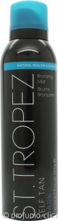 St. Tropez Self Tan Dark Bronzing Spray 200ml