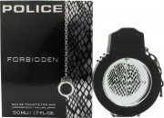 Police Forbidden for Man Eau de Toilette 50ml Spray
