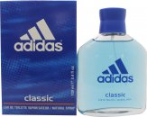 Adidas Classic Eau de Toilette 100ml Spray