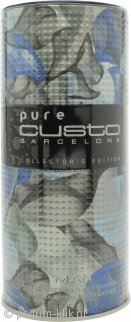 custo barcelona pure custo barcelona man collector's edition