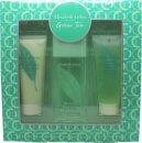 Elizabeth Arden Green Tea Gift Set 100ml EDP + 100ml Body Lotion + 100ml Shower Gel
