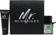 Burberry Mr. Burberry Gift Set 50ml EDT + 75ml Shower Gel