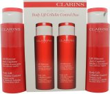 Clarins Body Lift Cellulite Control Crema Confezione Regalo 2 x 200ml