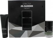 Jil Sander Strictly Night Set de Regalo 40ml EDT + 75ml Gel de Ducha