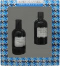 Geoffrey Beene Grey Flannel Gavesæt 120ml EDT + 120ml Aftershave Lotion