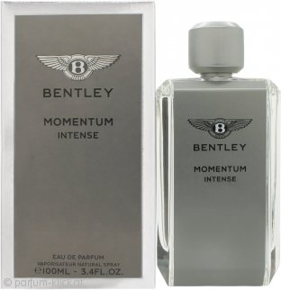 Bentley Momentum Intense Eau de Parfum 100ml Spray