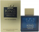 Antonio Banderas King of Seduction Absolute Eau de Toilette 100ml Vaporizador