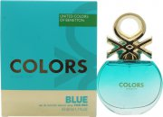 Benetton Colors de Benetton Blue Eau de Toilette 50ml Spray