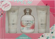 Cacharel Anais Anais Gift Set 100ml EDT + 2 x 50ml Body Lotion