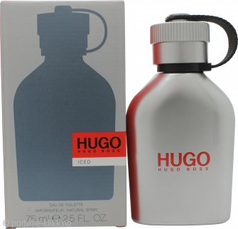 Hugo Boss Hugo Iced Eau de Toilette 75ml Spray
