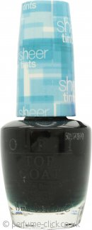 OPI Sheer Tints Nail Polish 15ml - I Can Teal You Like Me
