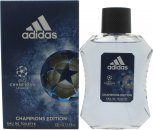 Adidas UEFA Champions League 4 Eau de Toilette 100ml Sprej