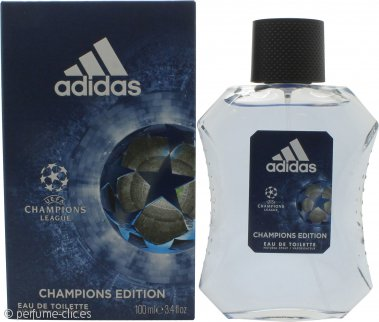 Adidas UEFA Champions League 4 Eau de Toilette 100ml Spray