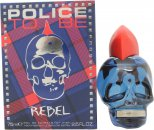 Police To Be Rebel Eau de Toilette 75ml Spray