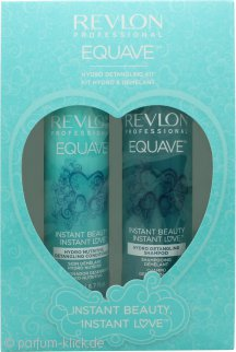 Revlon Equave Instant Beauty Hydro Duo Geschenkset 250ml Shampoo + 200ml Conditioner