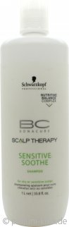 Schwarzkopf BC Scalp Therapy Sensitive Soothe Shampoo 1000ml