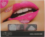 Ciate Shell Manicure She Sells Seashells Gift Set 13.5ml Paint Pot Fun Fair + 8g Crushed Shells + Funnel