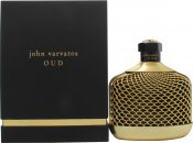 John Varvatos Oud Eau de Toilette 4.2oz (125ml) Spray