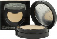 NYX Hydra Touch Powder Foundation 9g - 01 Porcelain