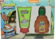 SpongeBob SquarePants Mr Krabs Set de regalo 50ml EDT + 75ml Gel de ducha