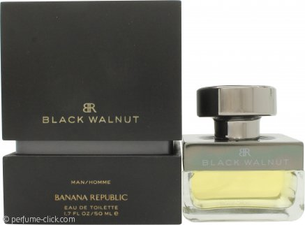 Banana Republic Black Walnut Eau de Toilette 1.7oz (50ml) Spray