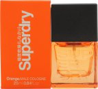 Superdry Orange Cologne 0.8oz (25ml) Spray