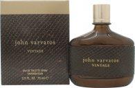 John Varvatos Vintage Eau de Toilette 75ml Spray