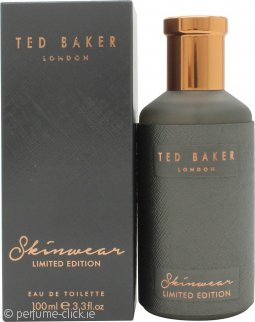 Ted Baker Skinwear Limited Edition Eau de Toilette 100ml Spray