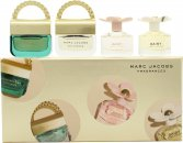 Marc Jacobs Miniatures Gift Set 4 x 4ml (Daisy + Daisy Eau So Fresh + Decadence + Divine Decadence