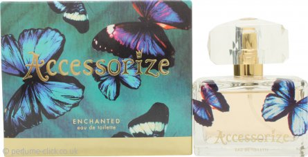 Accessorize Enchanted Eau de Toilette 50ml Spray