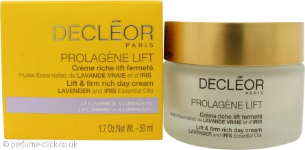 Decleor Prolagene Lift & Firm Rich Day Cream 50ml