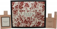 Gucci Bloom Set de Regalo 100ml EDP + 100ml Loción Corporal + 7.4ml EDP
