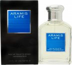 Aramis Life Eau de Toilette 100ml Spray