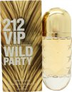 Carolina Herrera 212 VIP Wild Party 2016 Limited Edition Eau de Toilette 80ml Spray