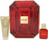 Michael Kors Sexy Ruby Gift Set 50ml EDP + 100ml Body Lotion