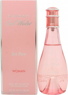 Davidoff Cool Water Woman Sea Rose Eau de Toilette 100ml Spray