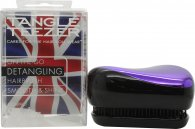 Tangle Teezer Compact Detangling Hair Brush - Purple Dazzle