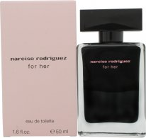 Narciso Rodriguez for Her Eau de Toilette 50ml Spray