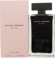 Narciso Rodriguez for Her Eau de Toilette 100ml Spray