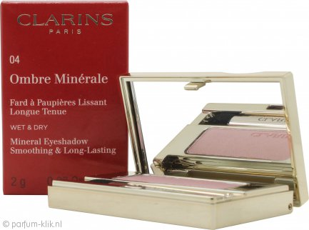 Clarins Ombre Minerale Eyeshadow 2g - 4 Golden Rose