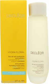 Decléor Hydra Floral Anti-Pollution Hydrating Active Lotion 100ml
