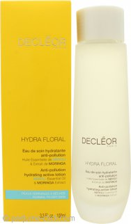 Decléor Hydra Floral Anti-Pollution Hydrating Active Lotion 3.4oz (100ml)